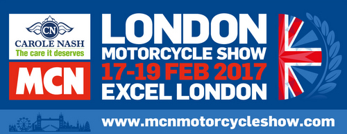 MCN London motorcyclw show 2017